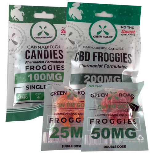 Green Roads Froggies